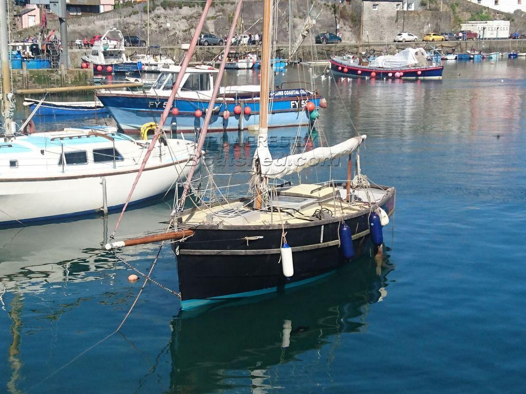 Cornish Crabber 24 Mk 1 Composite