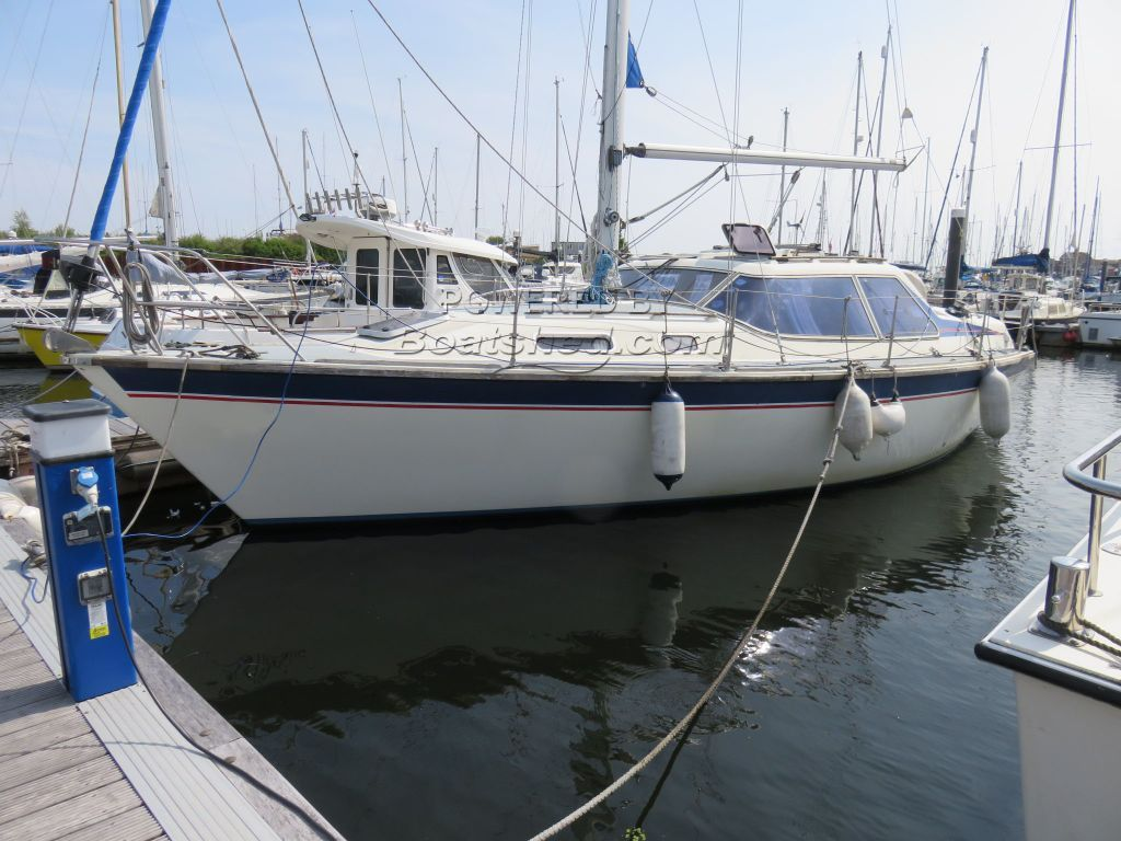 Westerly Riviera 35