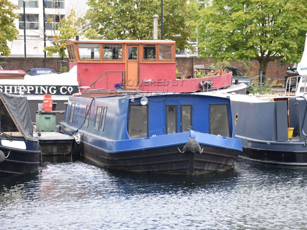 Wide Beam 60ft With London Mooring