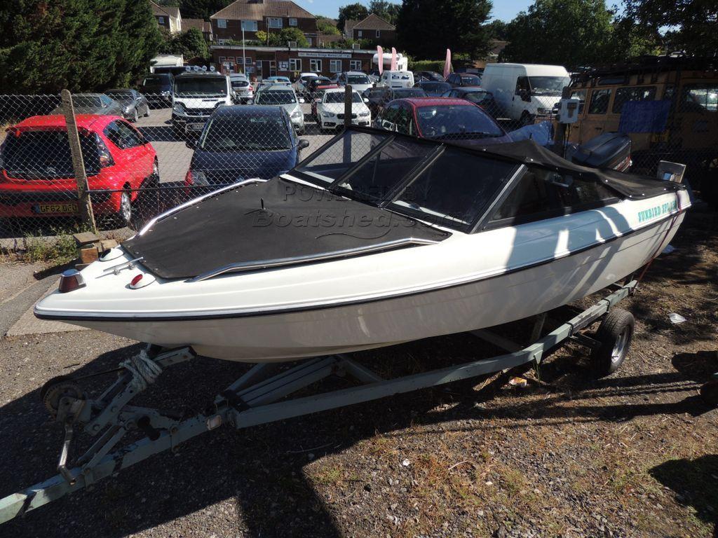 Sunbird Boat Co Inc SPL 150 Speed!  Adrenalin Rush! Fun! Trailer Included.