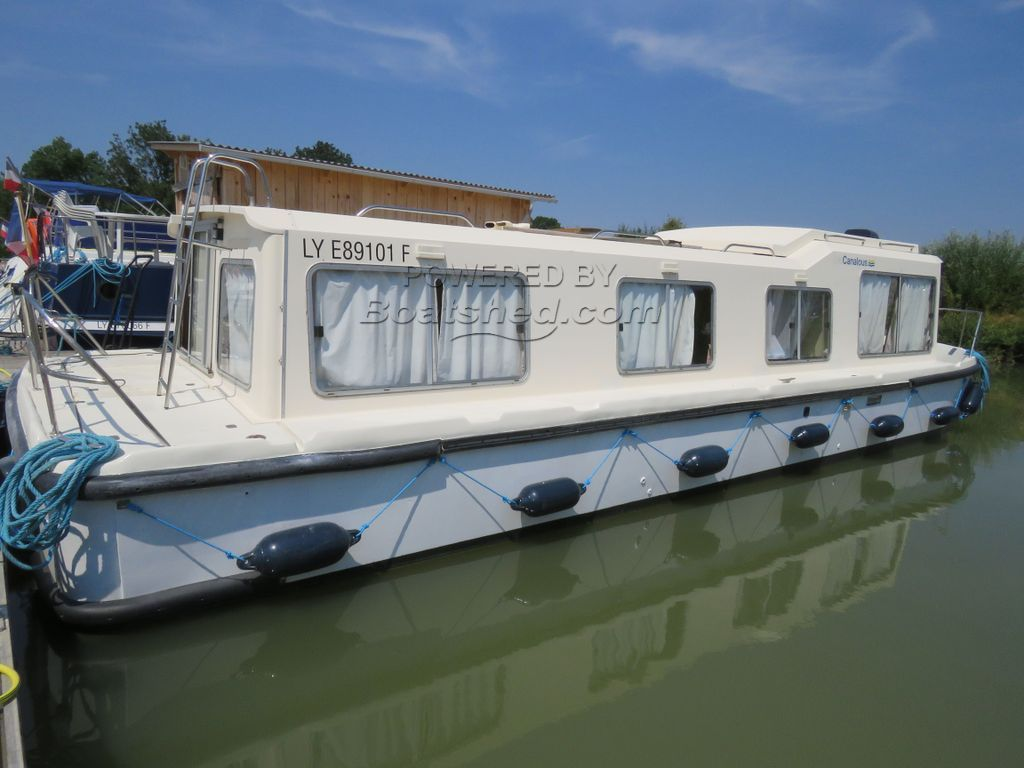 Jeanneau EAU CLAIRE 1130 Free Mooring For 2019, Start Pack & Rental Revenues Possible