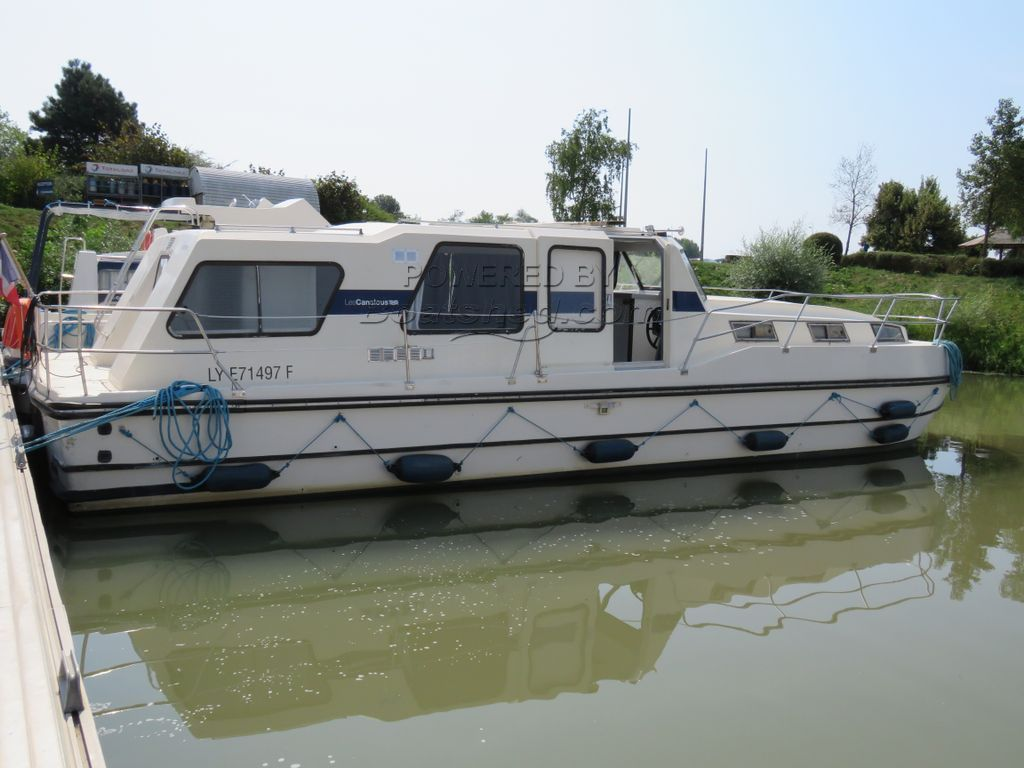 Nicols Riviera 1130 Free Mooring For 2019, Start Pack & Rental Revenues Possible