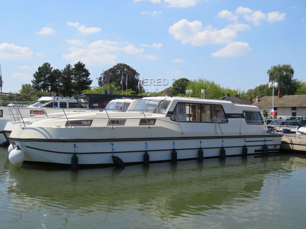Nicols Riviera 1130 Free Mooring For 2019, Start Pack & Rental Revenues Possibles