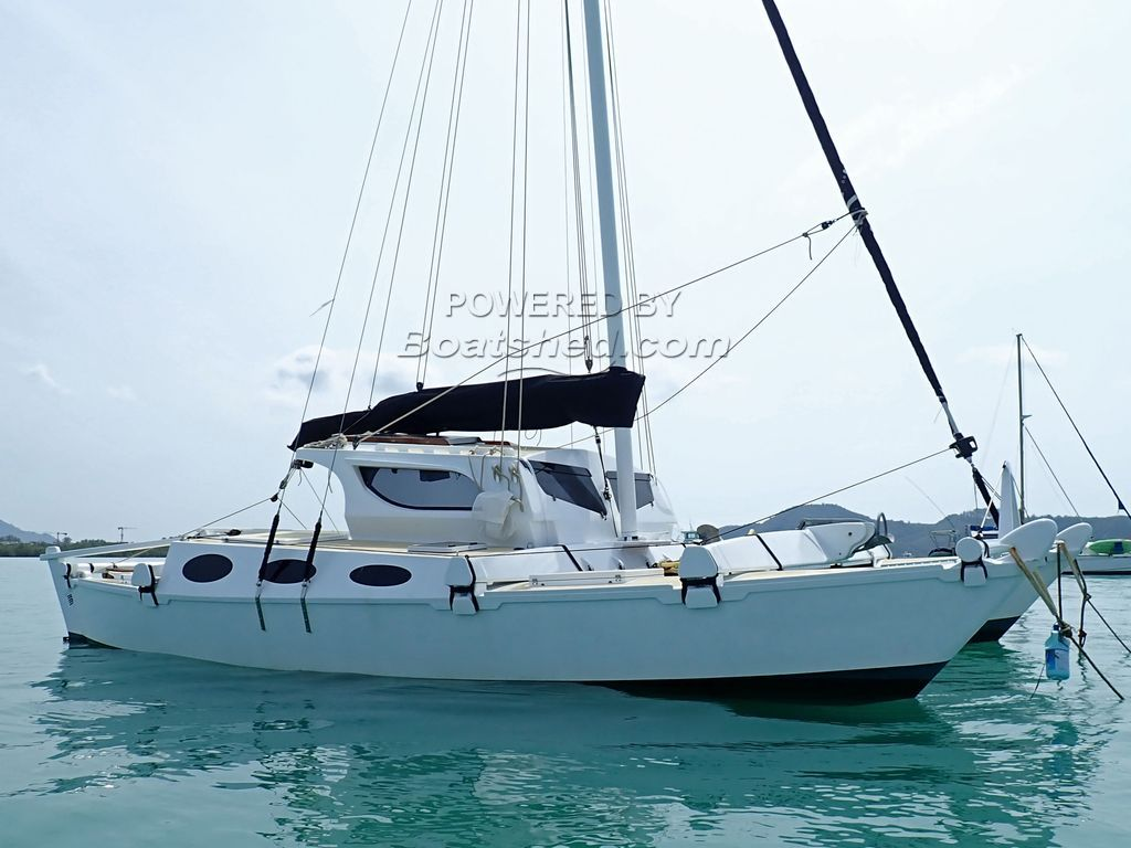 Seascape Chicciolina 31 Catamaran