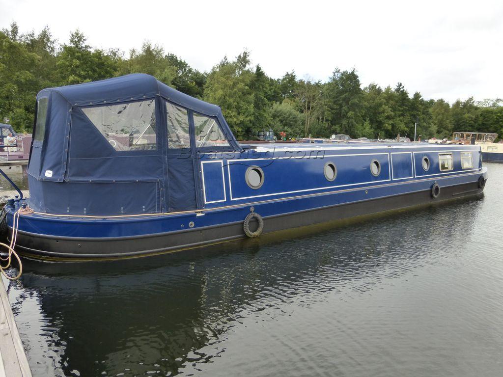 Wide Beam 57ft Cruiser Stern Louis & Joshua