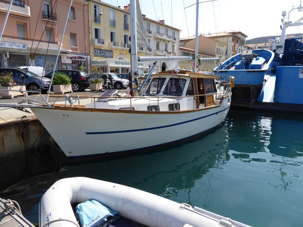Nauticat 33 Motor Sailor