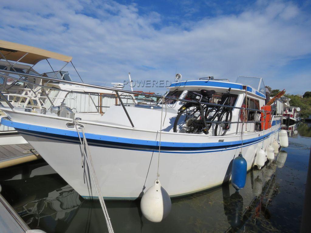 Dutch Motor Cruiser SMELNE 1200