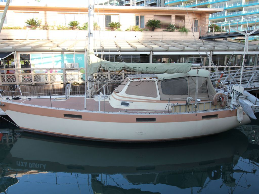 Oyster  Mariner 35 Extended