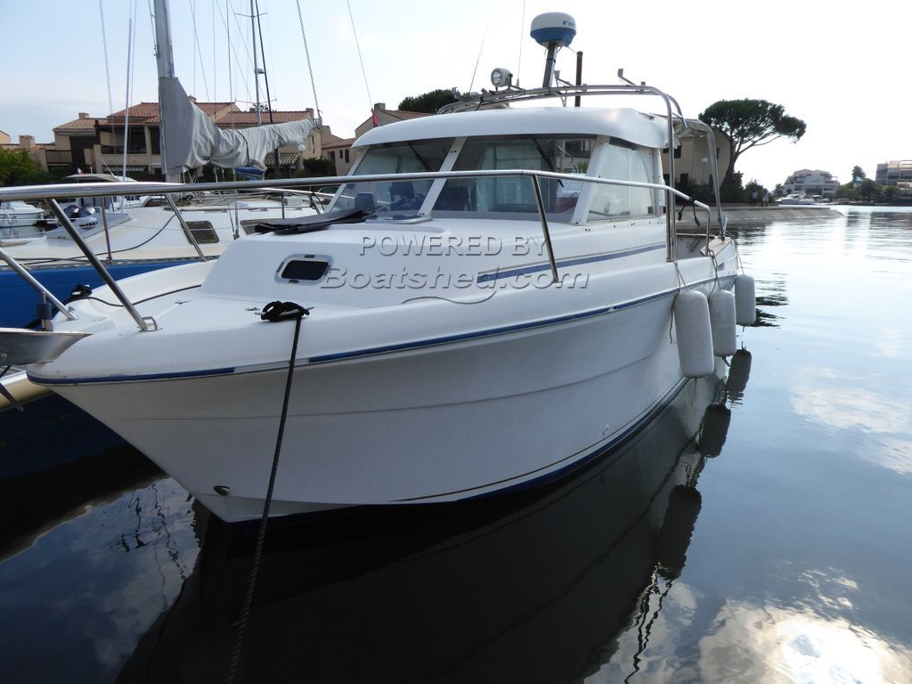 Beneteau Antares 710 Sports Fisher
