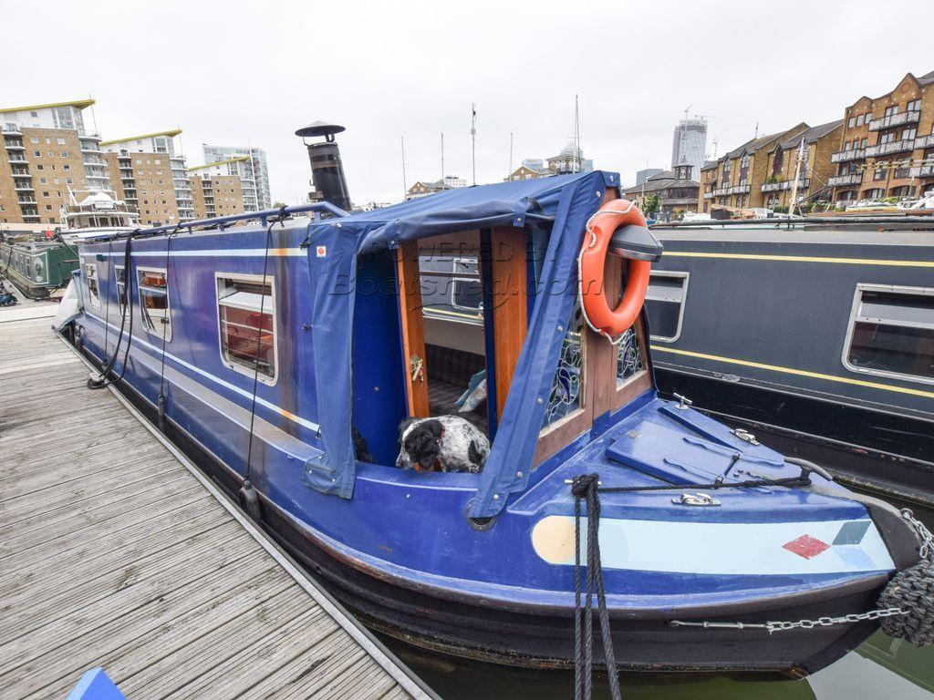 Narrowboat 35ft With London Mooring