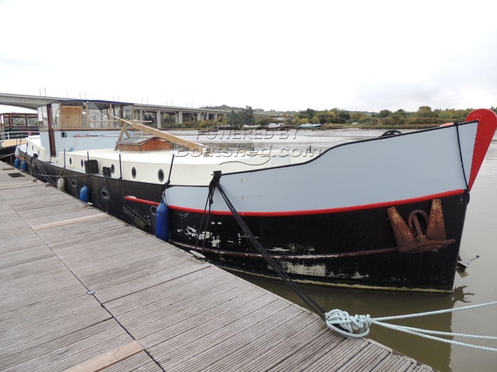 Luxemotor Replica Dutch Barge 70ft