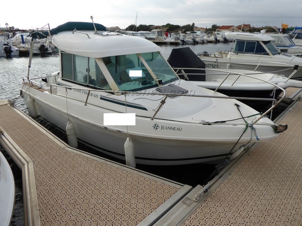 Jeanneau Merry Fisher 625 Sports Fisher