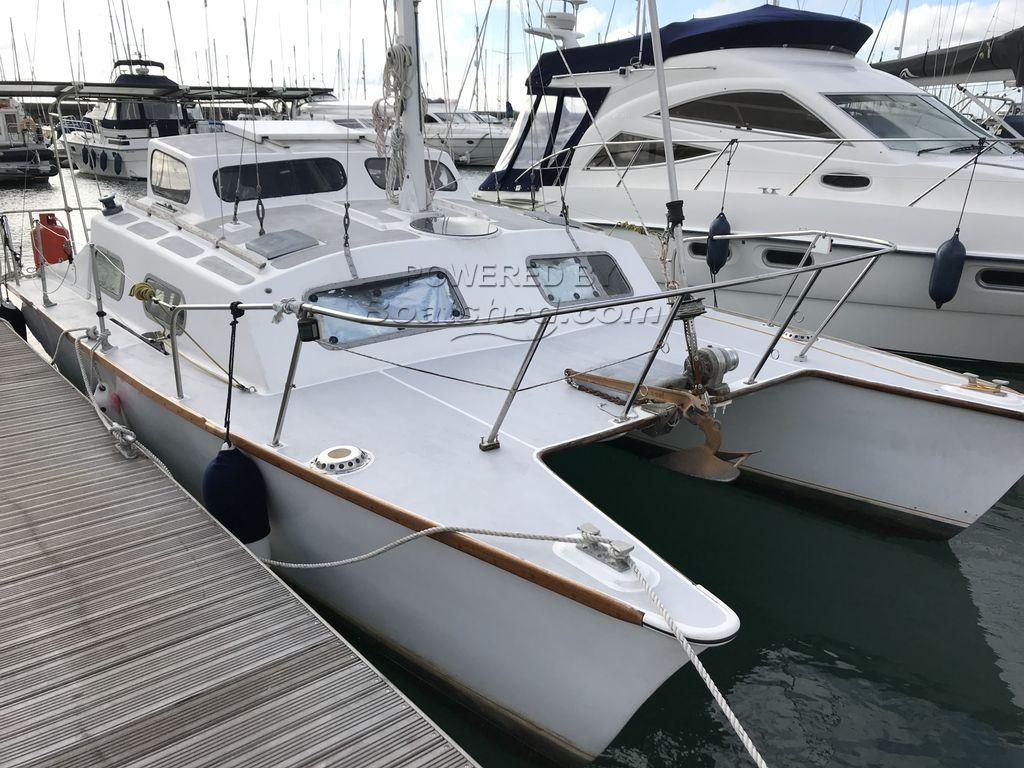 Prout Ranger 27 Catamaran