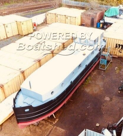 Barge Wide Beam