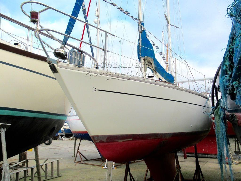 Sailing Cruiser 23 Cobra 700 Fin Keel