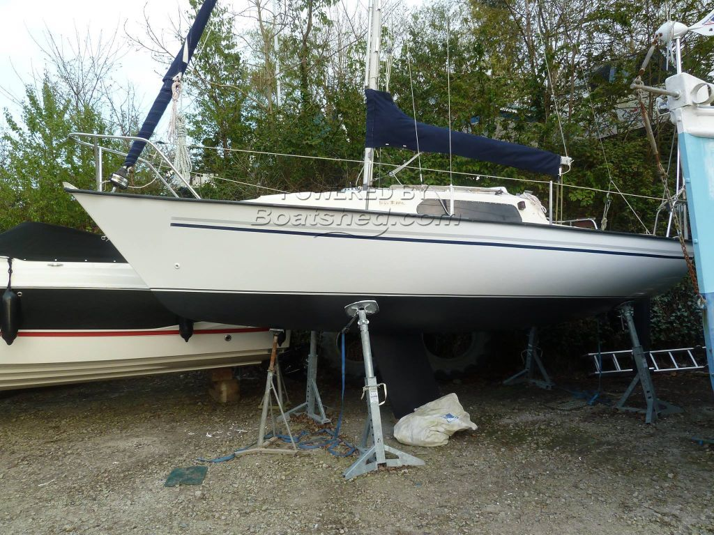 Jaguar 21 Fixed Fin Keel