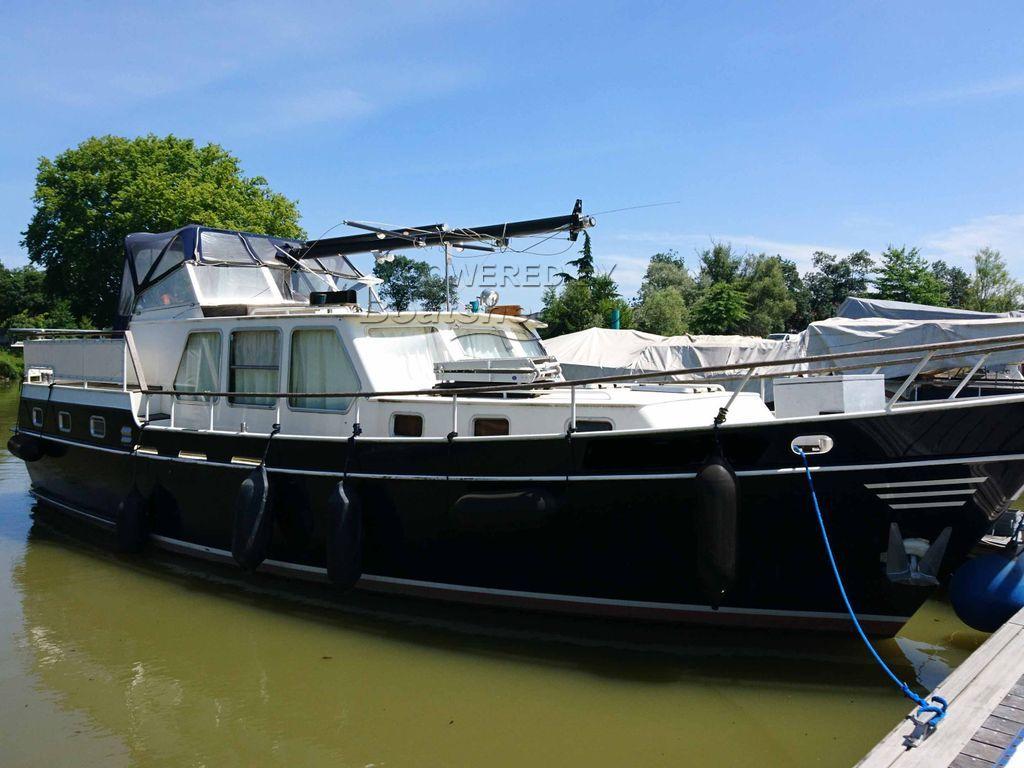 Dutch Kotter 12.20 Live Aboard River & Coastal Cruiser