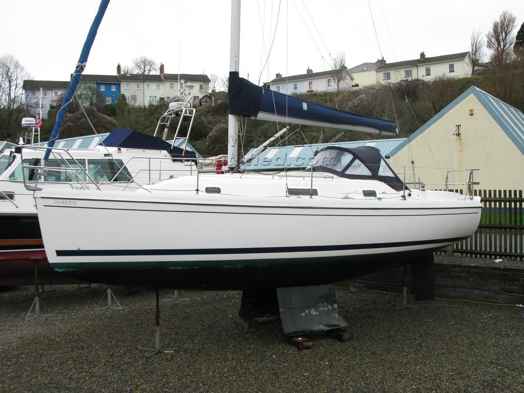 Sadler 290 Twin Keel