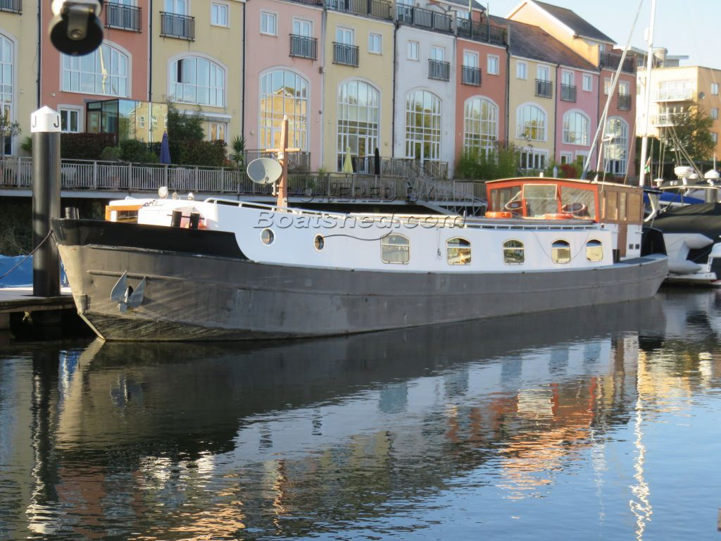 Dutch Barge 65ft