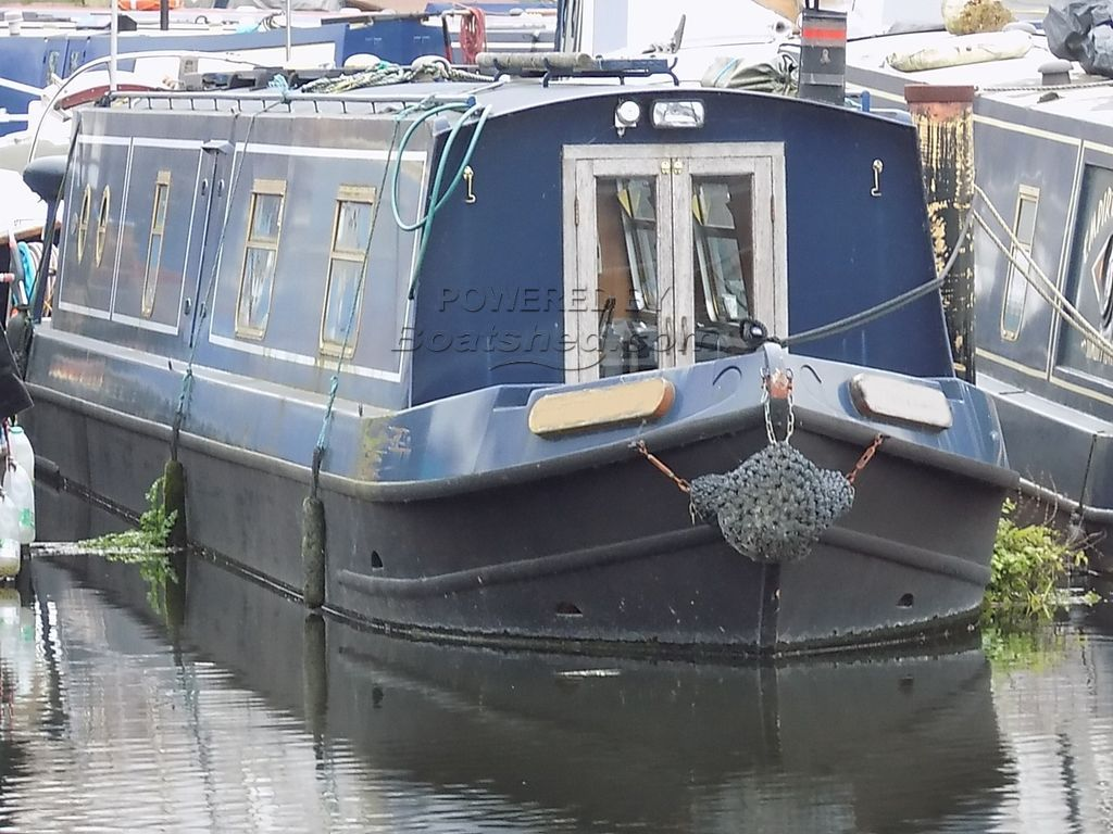 Narrowboat 58ft Cruiser Stern Live-aboard