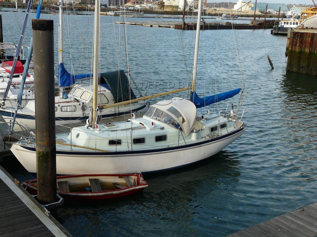 Seadog 30 Ketch