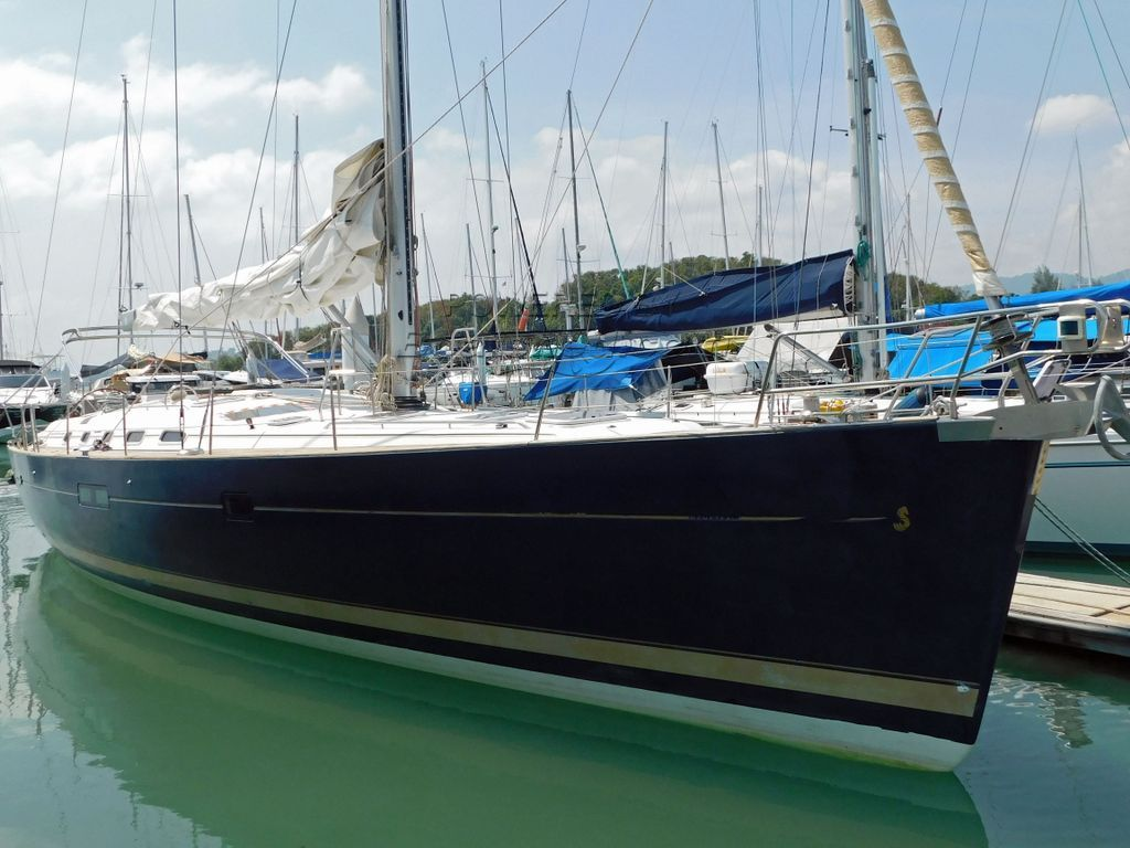 Beneteau Oceanis 523 Clipper Fractional Sloop