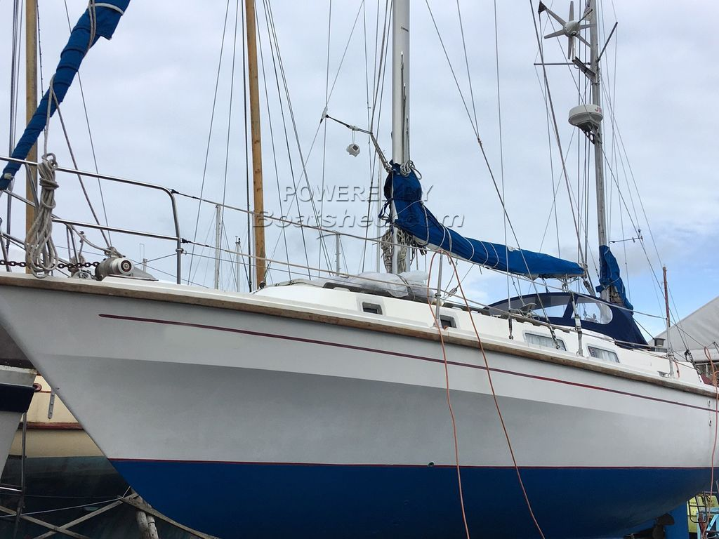 Westerly 33