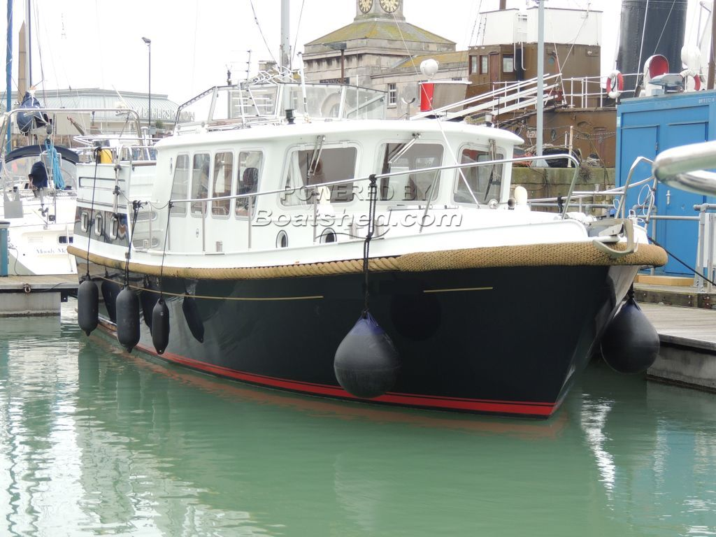 Aquanaut Drifter 1050AS Trawler