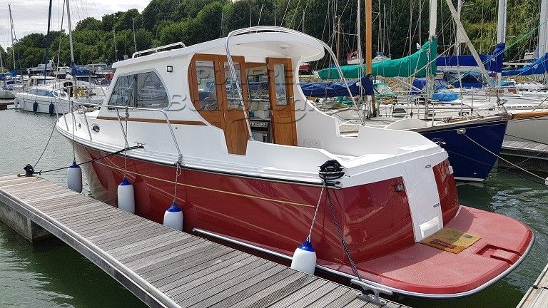 Jersey 30 Coastal & Estuary Cruiser