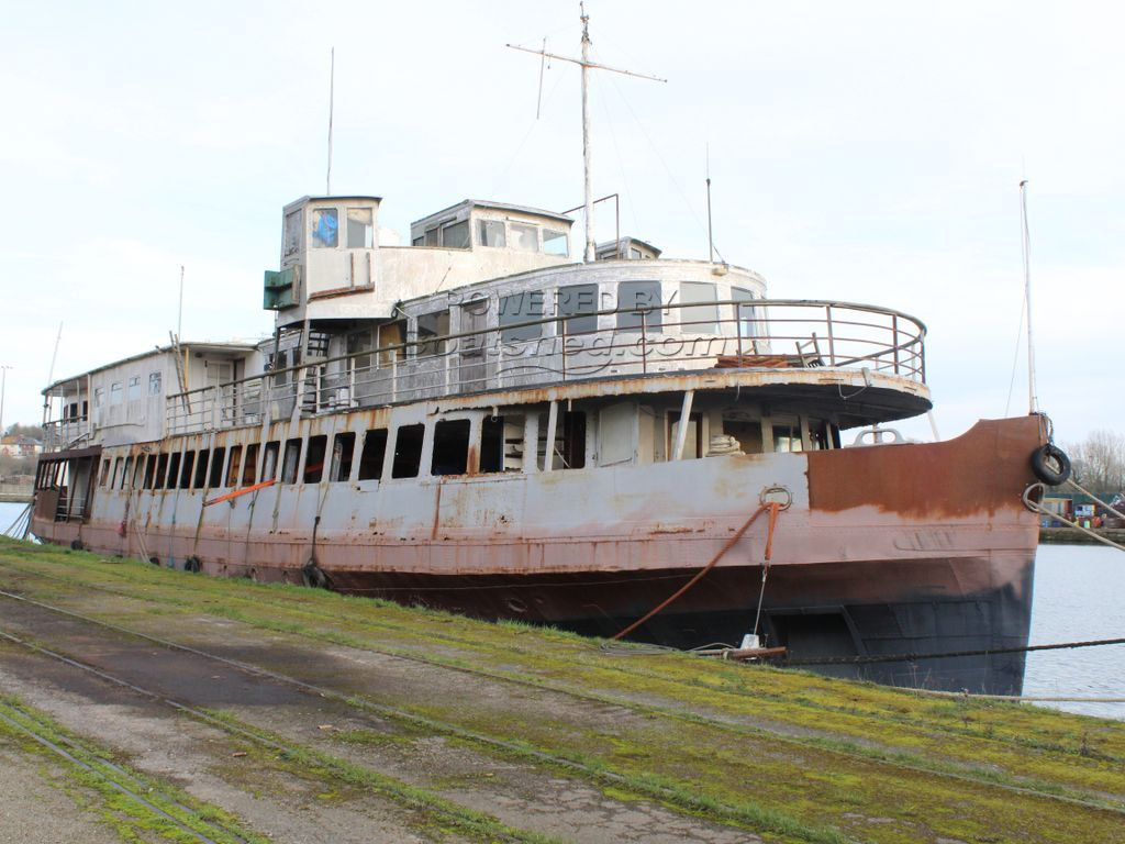 Passenger Vessel Ferry Famous & Historic Merseyside Ferry