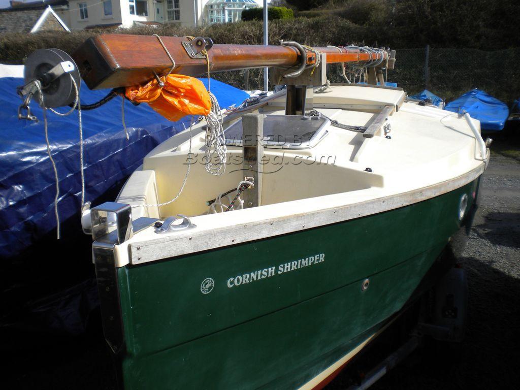 Cornish Shrimper 19 Mk2
