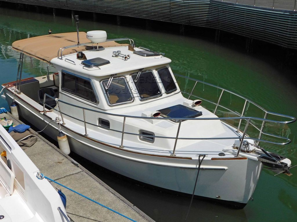 Hans Christian Jack Tar 26' Lobster Boat