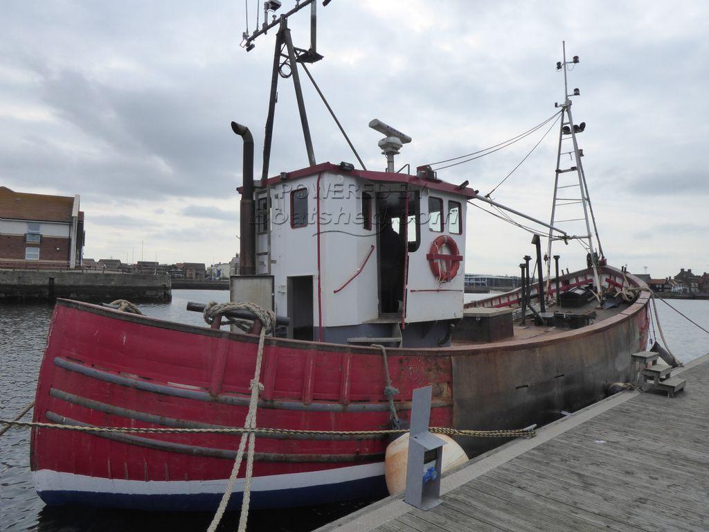 Fishing Boat Ring Netter