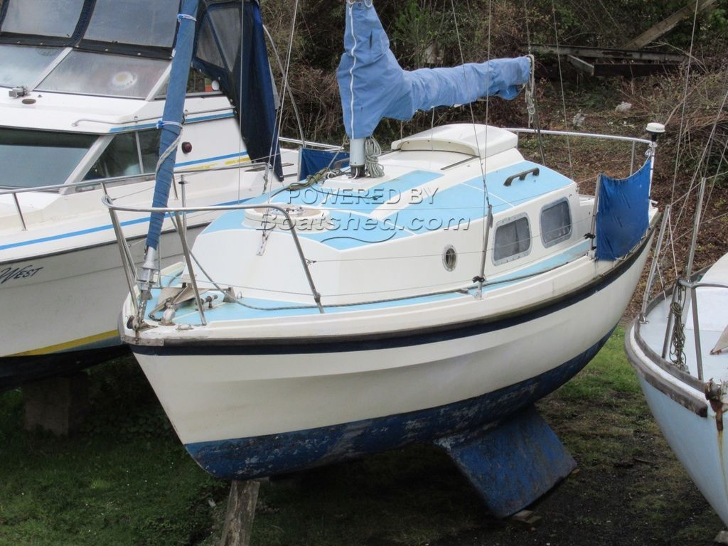 Westerly Pageant For Sale, 7 04m, 1970