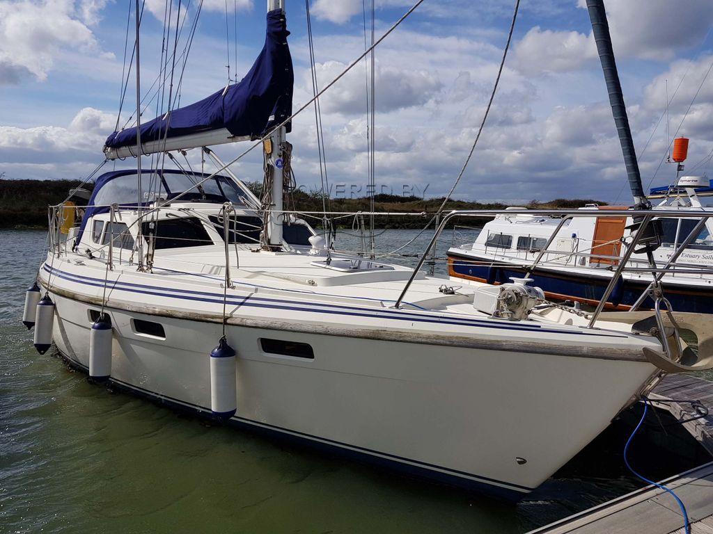 Southerly 115 Mk II