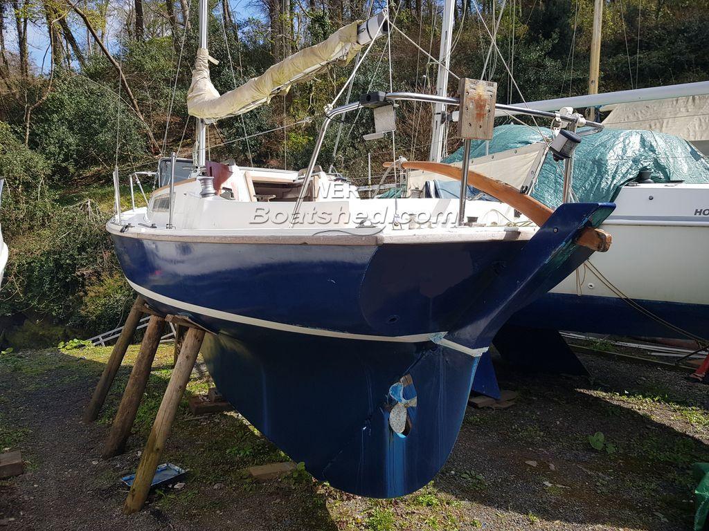 Folkboat 25 Varne