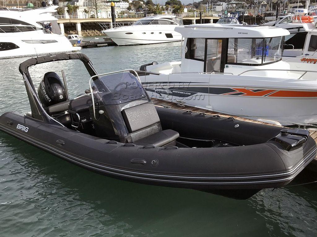 Brig Eagle 650 All Black Edition