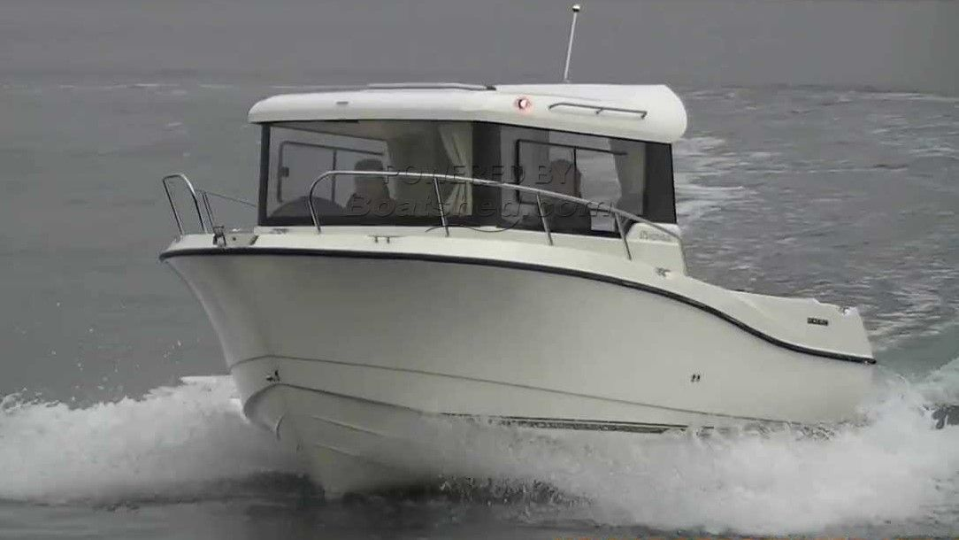 Quicksilver 675 Pilot House