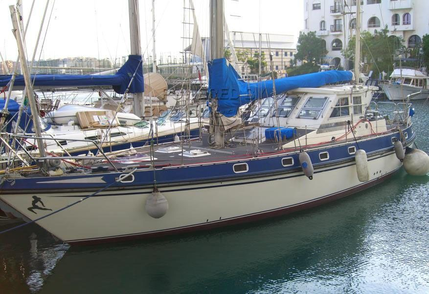 Colvic Victor 50 Twin Engine Sailboat