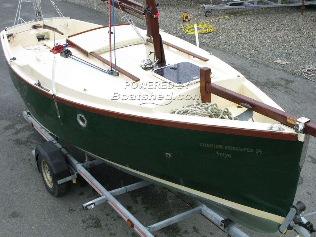 Cornish Shrimper 19 Mk2
