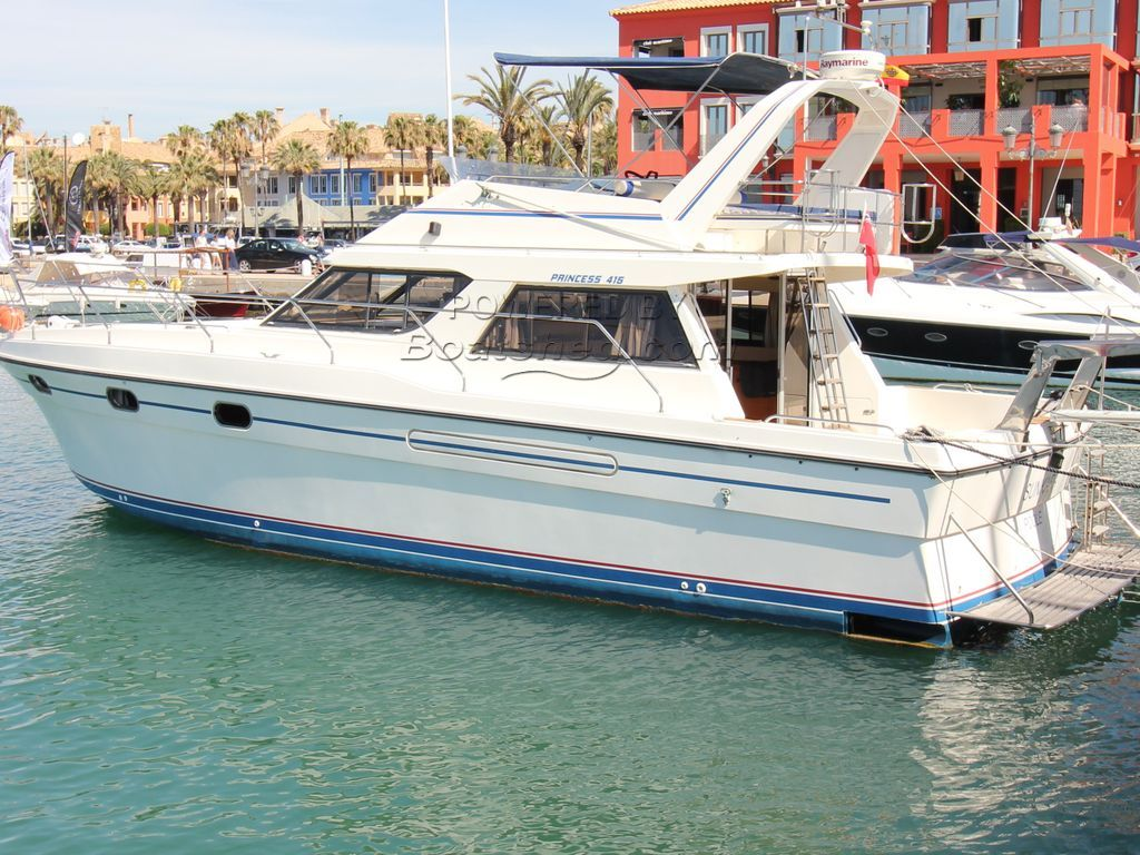 Princess 415 Flybridge