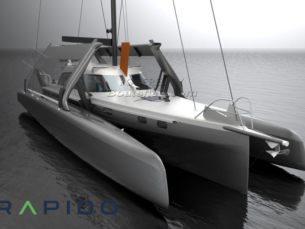 Rapido 40 Demo Boat