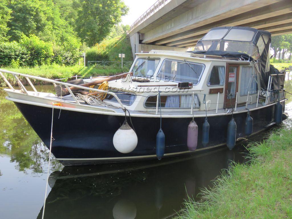 Dutch Steel Motor Cruiser Dutch Steel Cruiser