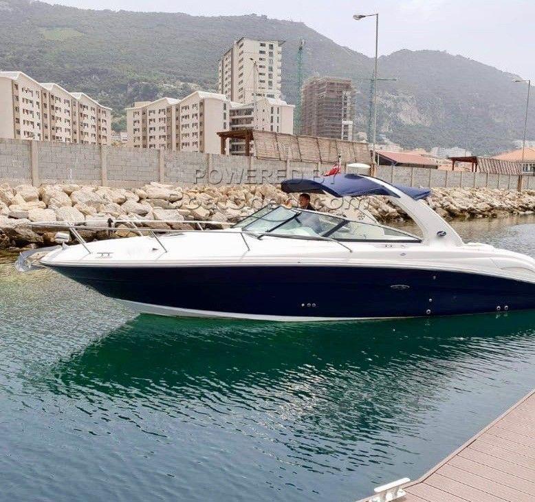 Sea Ray Sun Sport 290
