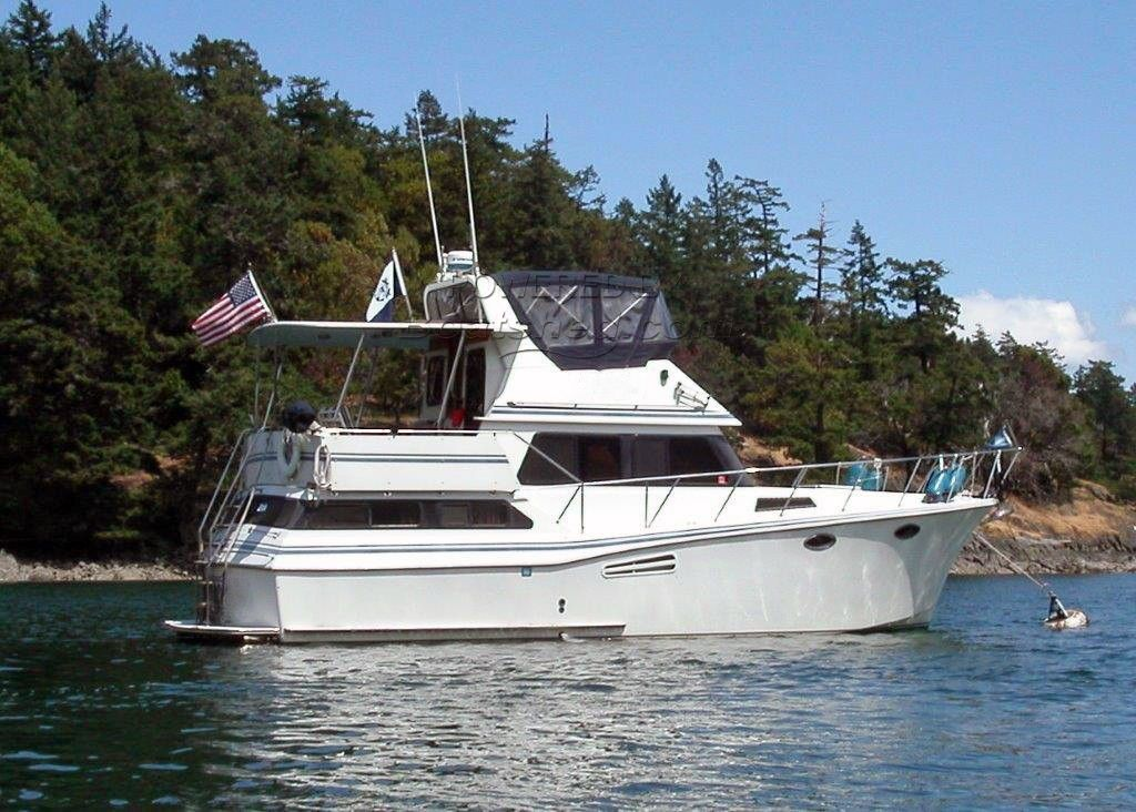 Transworld Flying Dutchman 380 Sundeck