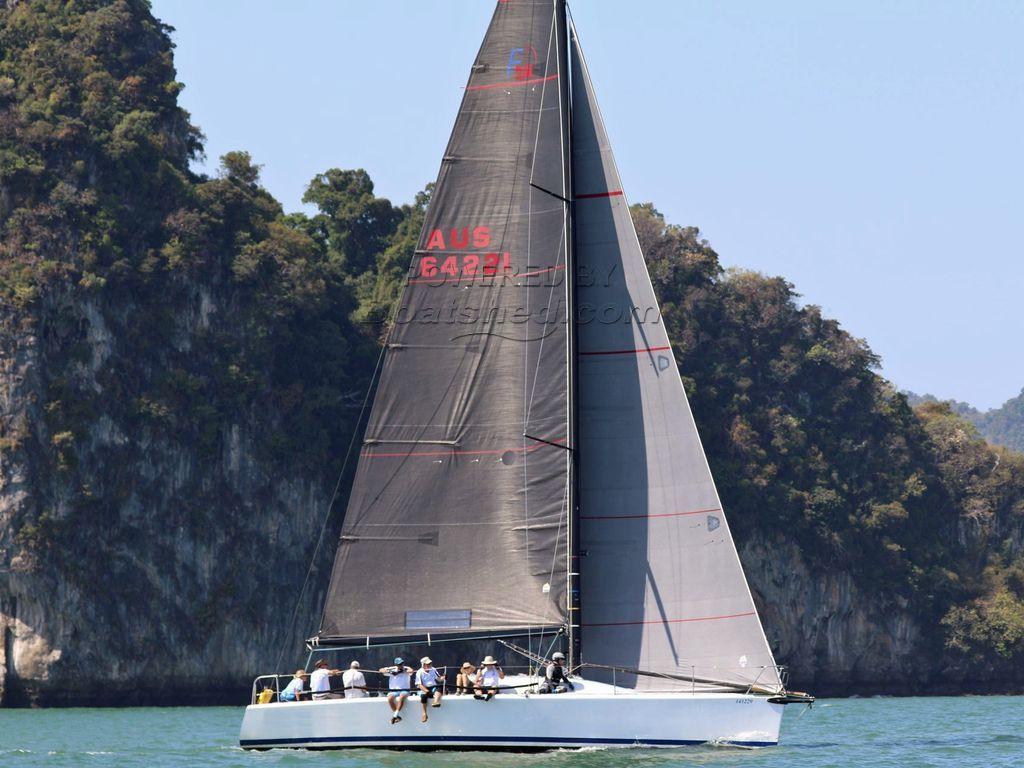 Farr 40 Race Boat