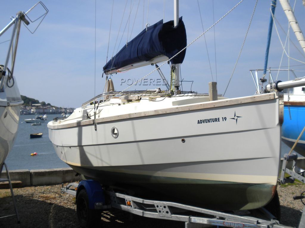 Cornish Shrimper 19 Mk2 Adventure 19