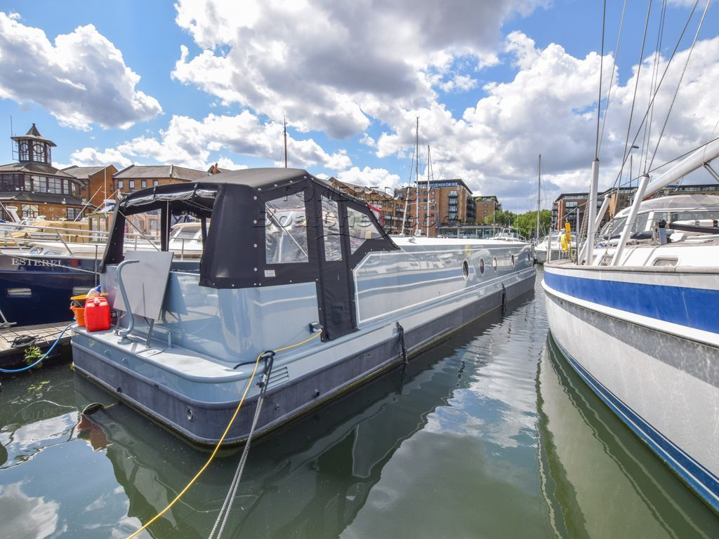 Wide Beam 59ft With London Mooring