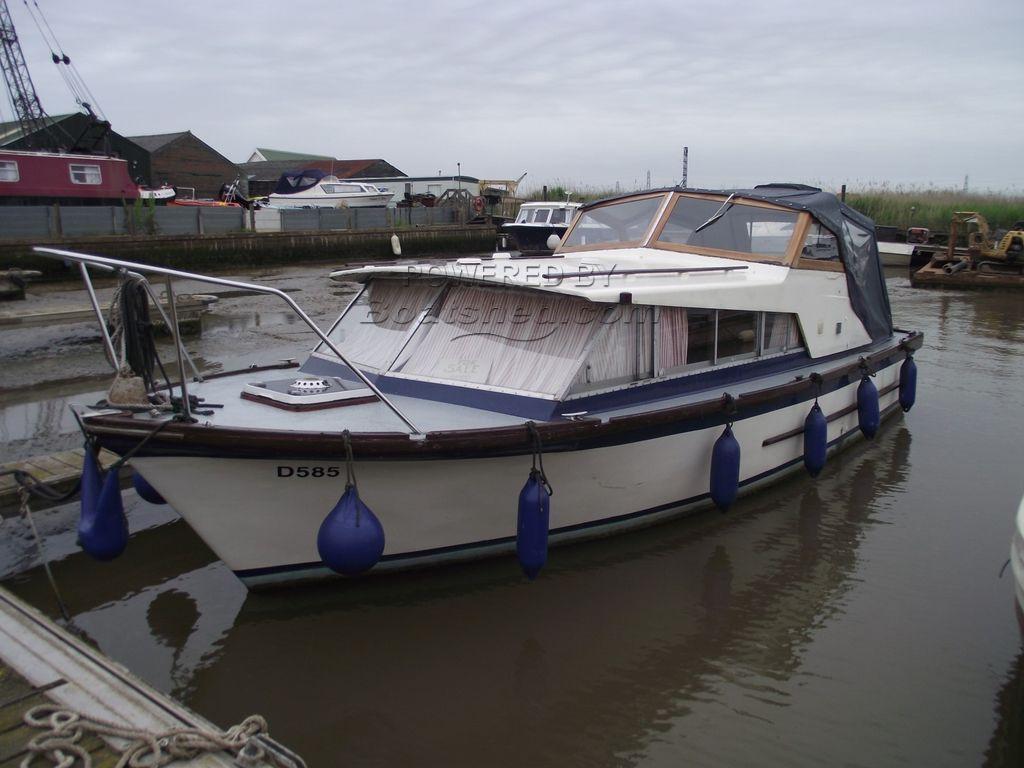 Wind Boat 27