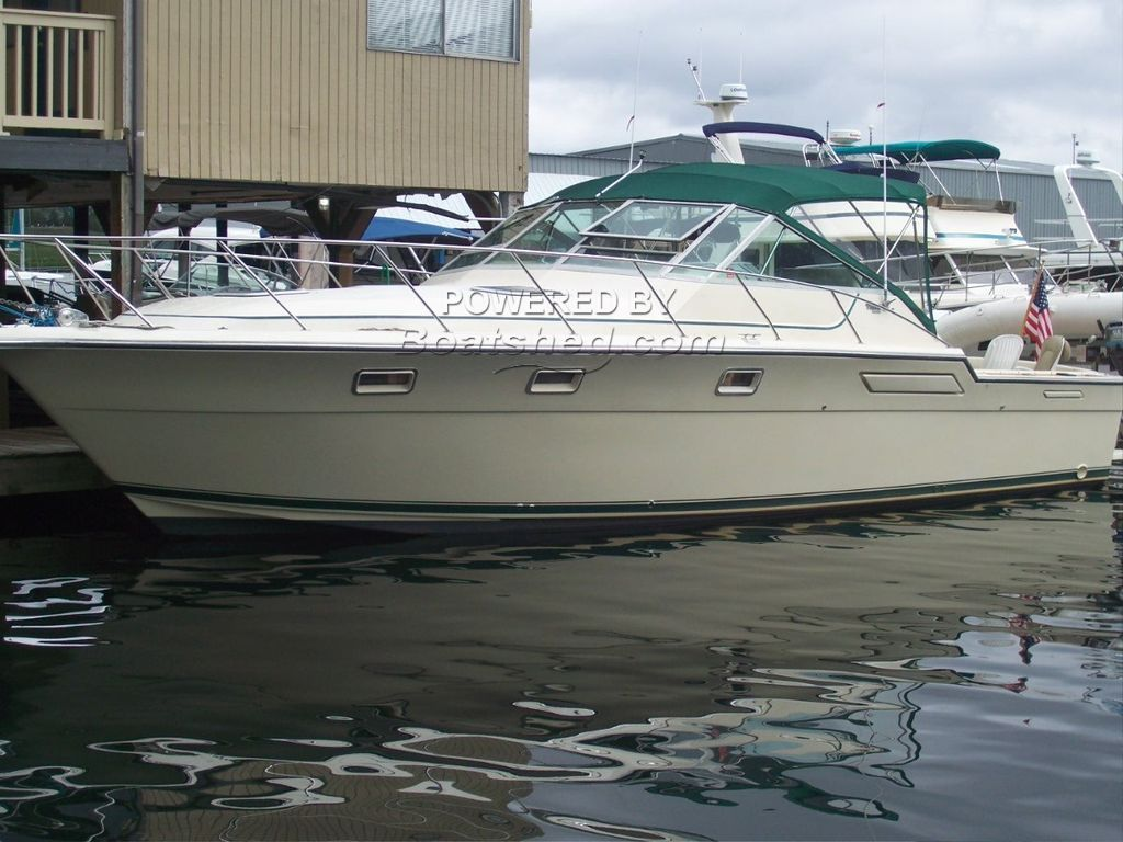 Tiara 3600 Pursuit Sportfishing Open Cockpit